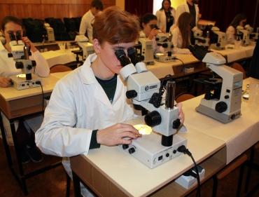 Kurs przygotowujący do Olimpiady Biologicznej II edycja