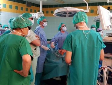 Warsztaty laparoskopowe MINIMALNIE INWAZYJNA CHIRURGIA MIEDNICY MNIEJSZEJ