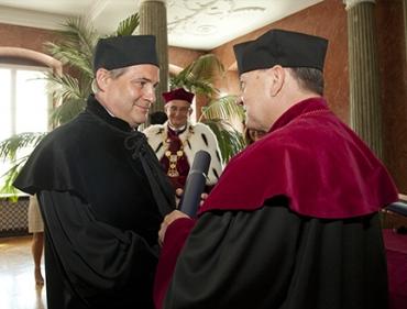 Promocje doktorskie na Wydziale Nauk o Zdrowiu