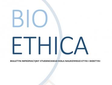 14. numer Biuletynu Bioethica
