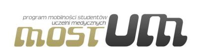 Logo MOSTUM