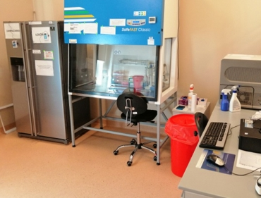 50 tys. badań w Uczelnianym Laboratorium Koronawirusa!