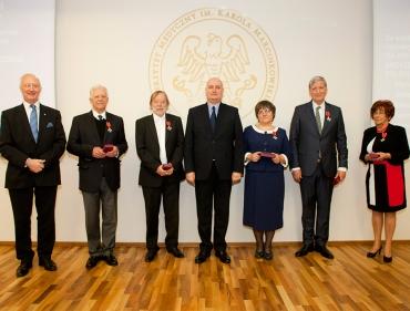 Odznaczeni Krzyżem Kawalerskim Orderu Odrodzenia Polski