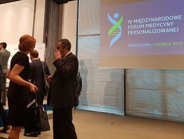 IV Międzynarodowe Forum Medycyny Personalizowanej
