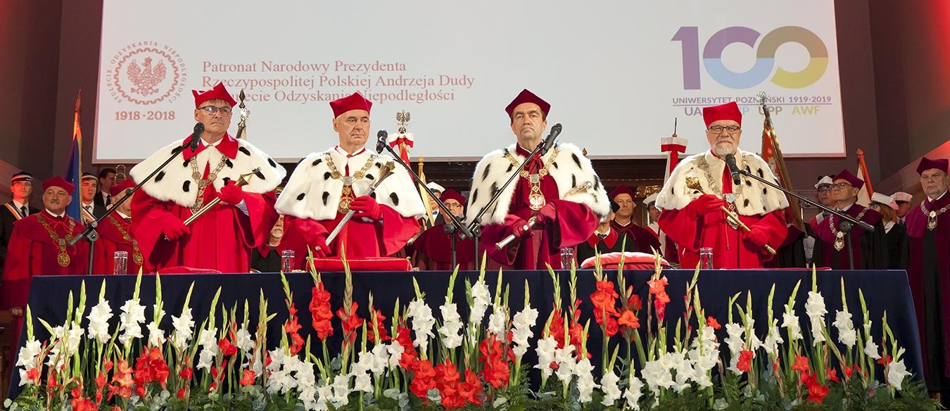 Wspólna Inauguracja Roku Akademickiego 2018/2019
