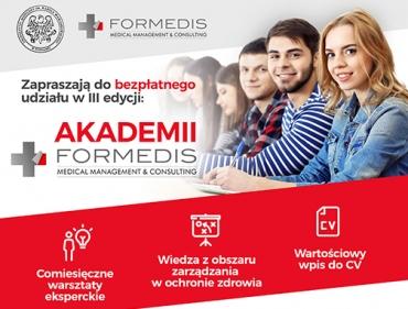 Weź udział w Akademii FORMEDIS!