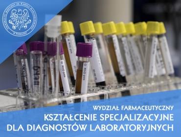 Szkolenia specjalizacyjne dla diagnostów laboratoryjnych