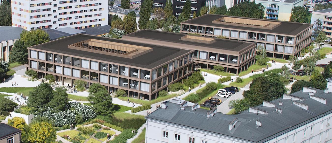 Rozpoczynamy budowę Collegium Pharmaceuticum!