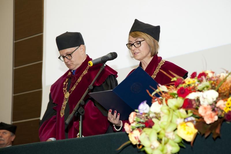 Odnowienie dyplomów po 50 latach - Wydział Lekarski i Oddział Stomatologii