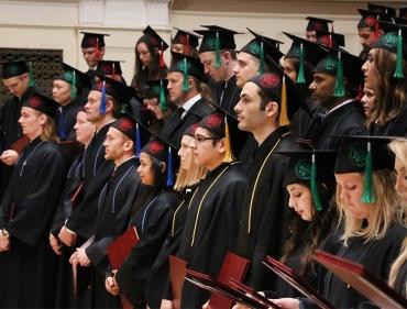 Dyplomatorium Absolwentów programów anglojęzycznych oraz Uroczystość White Coat Ceremony