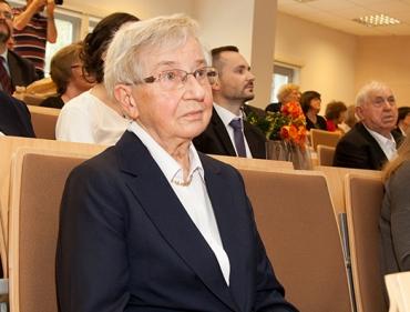 Dobro narodowe - 80 lat profesor Marianny Zając