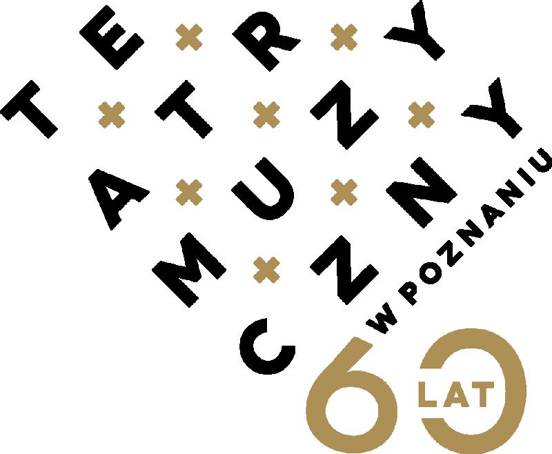 Logo Teatru Muzycznego w Poznaniu