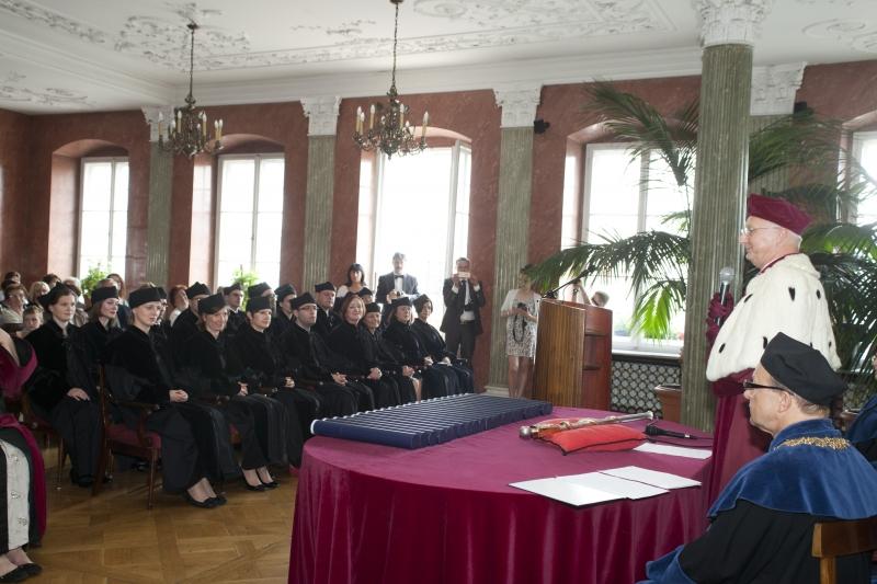Promocje doktorskie - Wydział Nauk o Zdrowiu