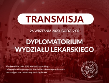 Dyplomatorium Wydziału Lekarskiego