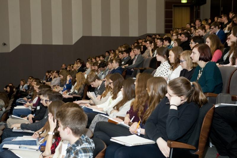 Konferencja dla licealistów