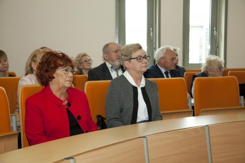 Wystawa poświęcona pamięci prof. Ireneusza Wierzejewskiego