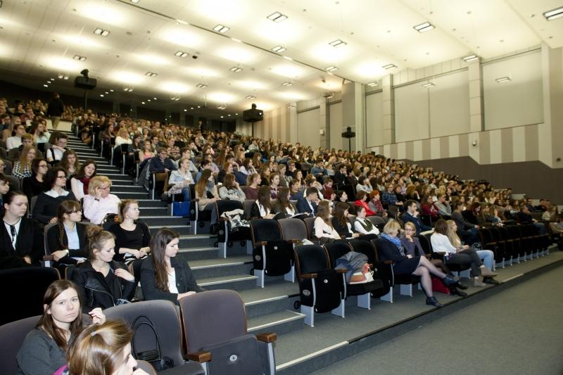 Współpraca z liceami - inauguracja