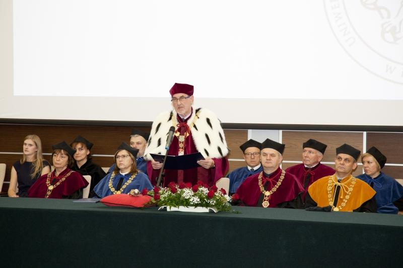 Dyplomatoria na Wydziale Nauk o Zdrowiu