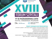 XVIII Forum Szpitali
