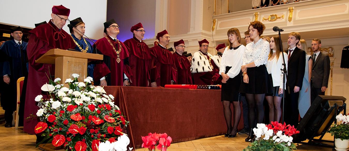 Zapraszamy na Uroczystą Inaugurację Roku Akademickiego 2017/2018