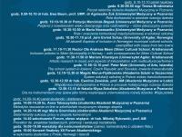 """XII Forum Akademickie on-line """"Edu-Akcja: Wychowując Doskonałość"""" poprzez połączenie środowisk edukacji muzycznej z Polski, Islandii i Norwegii"""