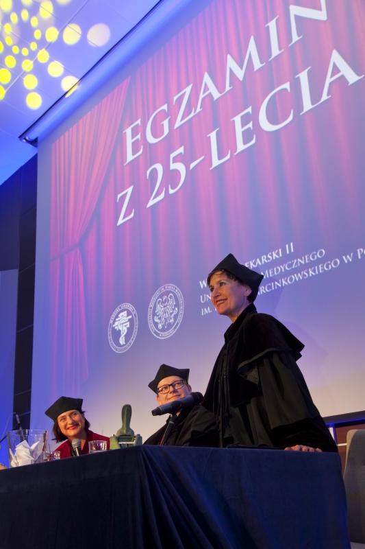 25-lecie Wydziału Lekarskiego II