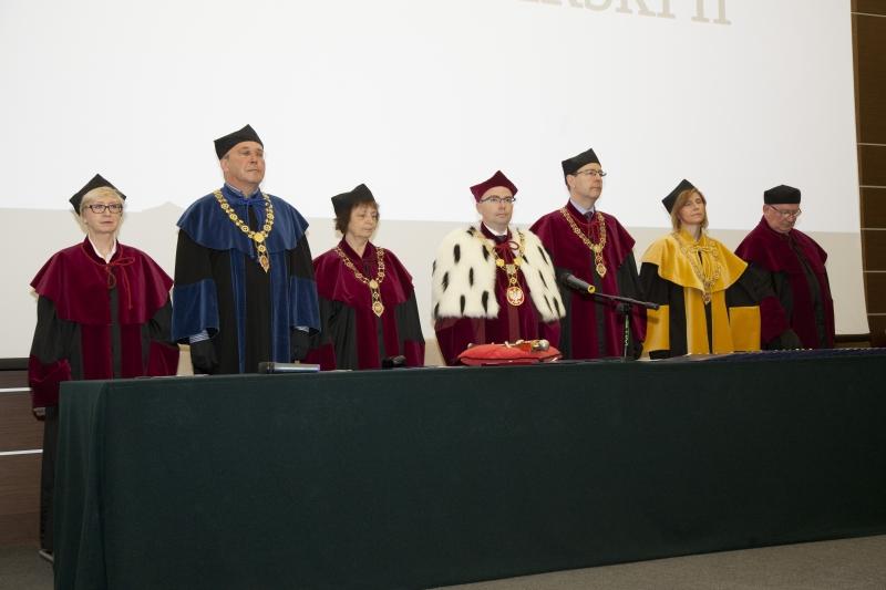 Dyplomatorium - Wydział Lekarski II