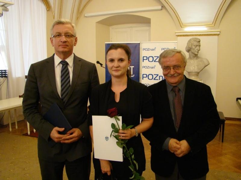 Stypendium Naukowe Miasta Poznania