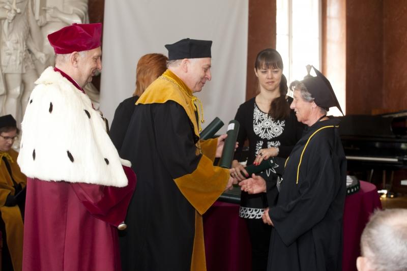 Odnowienie dyplomów