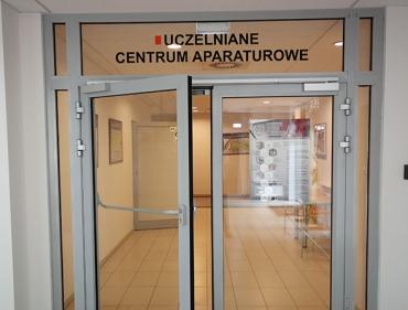 Drzwi Otwarte w Uczelnianym Centrum Aparaturowym