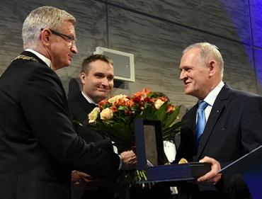 Złota Pieczęć Miasta Poznania