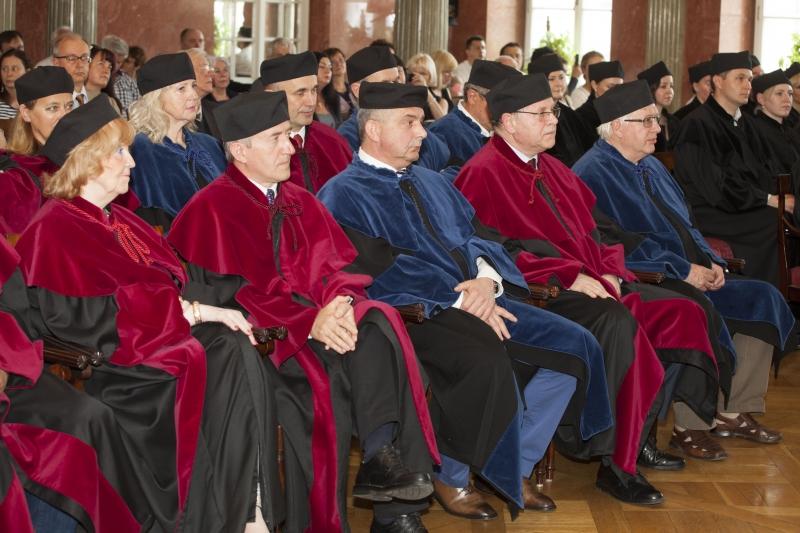 Promocje doktorskie - WNoZ