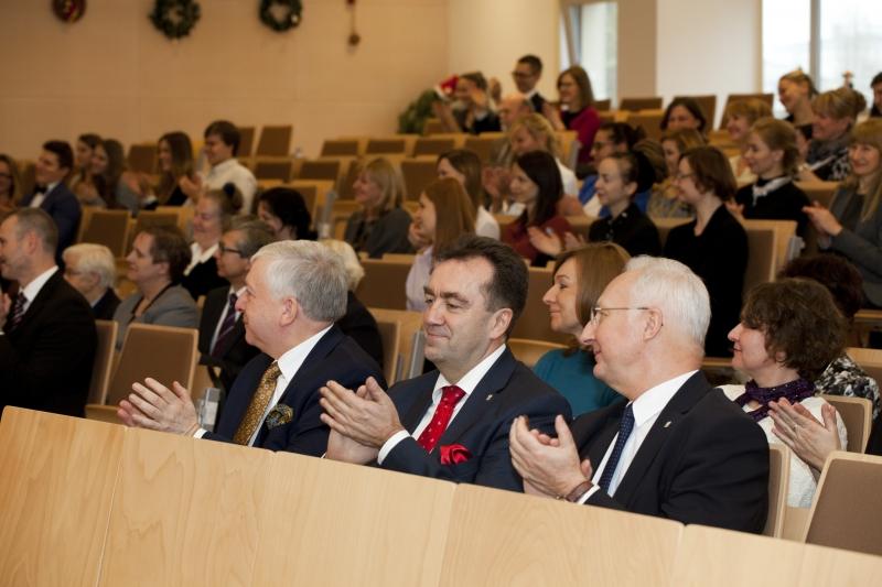 Spotkanie przedświąteczne - Wydział Farmaceutyczny