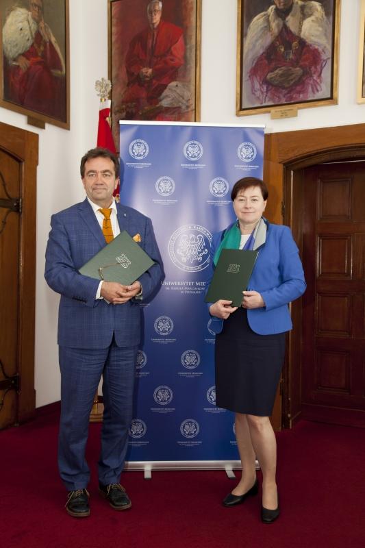 Umowa z Zakładem Ubezpieczeń Społecznych