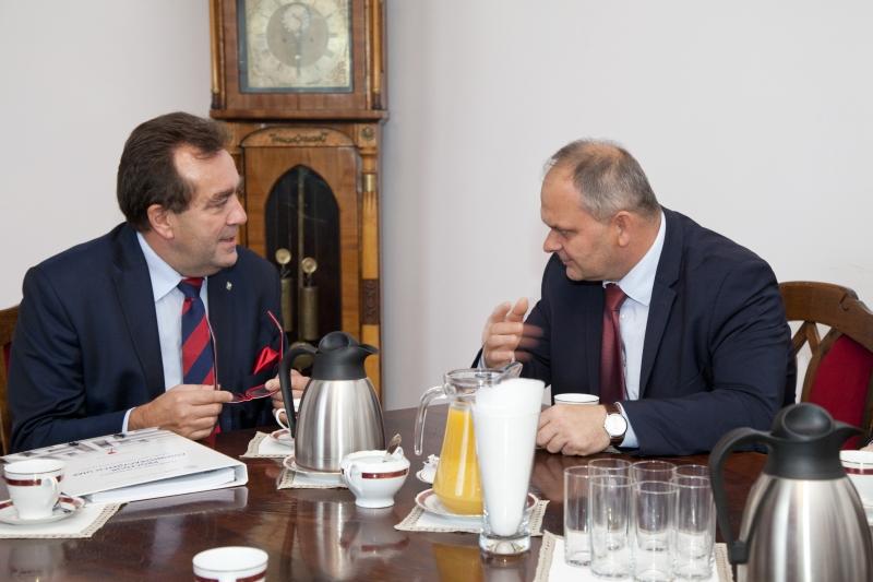 Umowa z Urzędem Marszałkowskim Województwa Wielkopolskiego