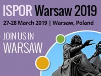 ISPOR Warsaw 2019