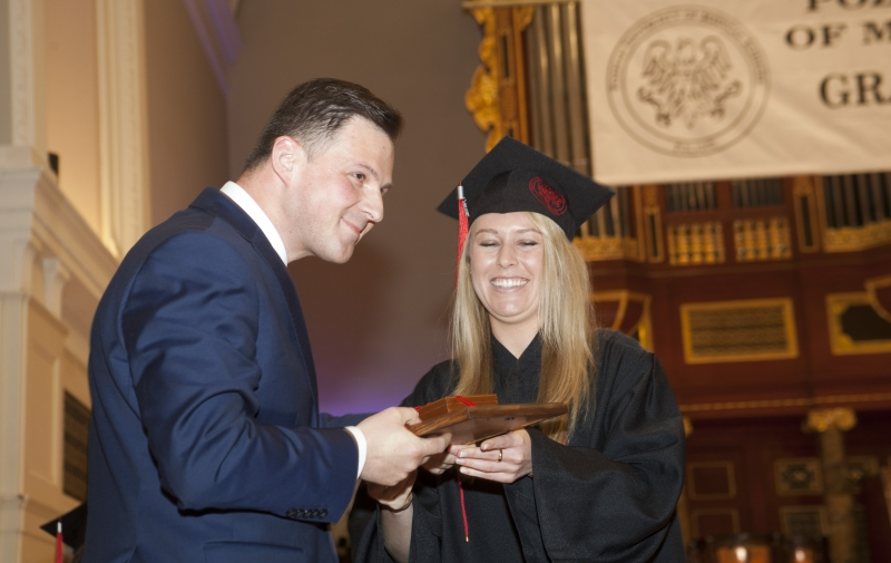 Dyplomatorium absolwentów programów anglojęzycznych