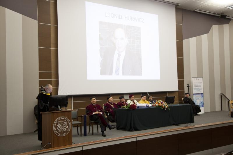 Doctor Honoris Causa - prof. Leonard Wartofsky
