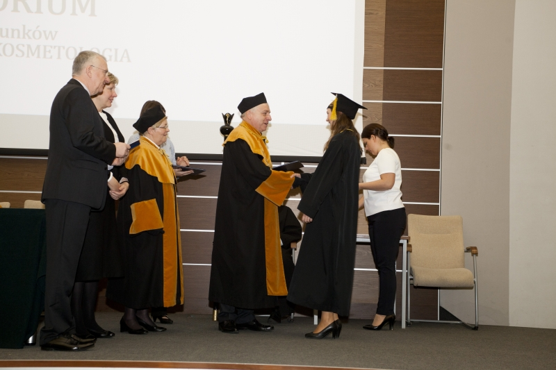Dyplomatorium - analityka medyczna, kosmetologia