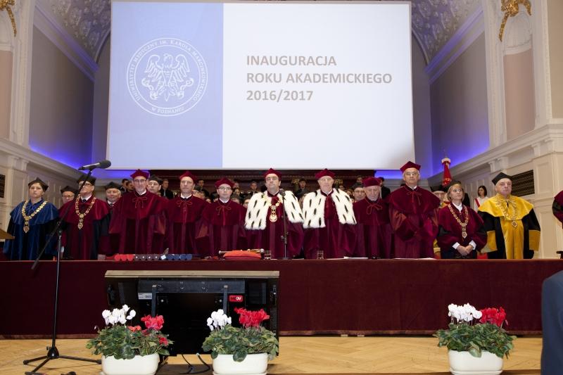 Inauguracja Roku Akademickiego 2016/2017