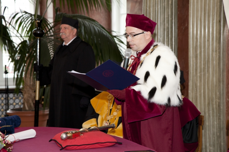Doctor Honoris Causa - prof. Eli Y. Adashi