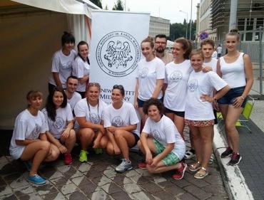 Wsparcie dla triathlonistów
