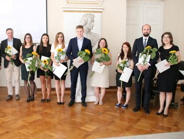 Stypendia Rady Miasta Poznania