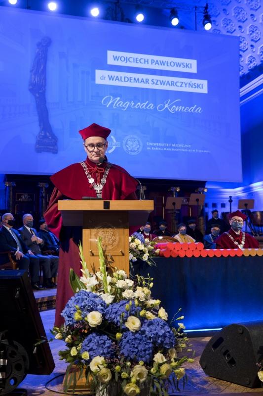 Prof. Zbigniew Krasiński