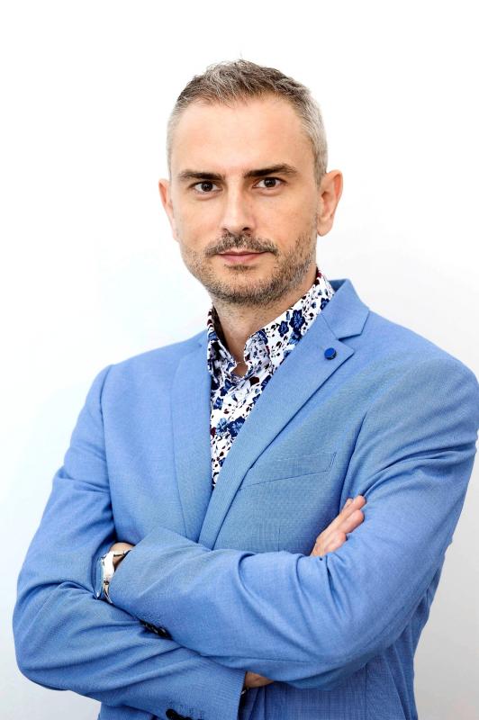 Zdjęcie - mgr inż. Krzysztof Kostrzyński