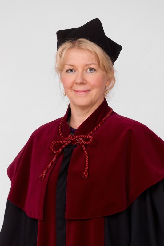 prof. dr hab. Barbara Dorocka-Bobkowska
