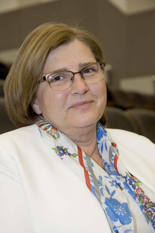Zdjęcie prortretowe Pani prof. Małgorzaty Kotwickiej