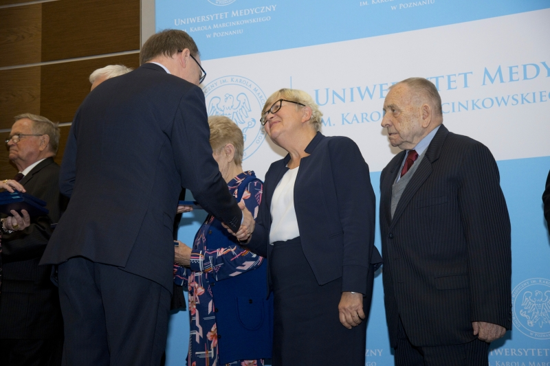 100-lecie nauczania farmacji oraz 40-lecie analityki medycznej w Poznaniu