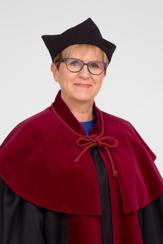 dr hab. Dorota Hojan-Jezierska, prof. UM