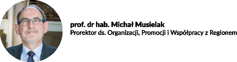 Prof. Michał Musielak